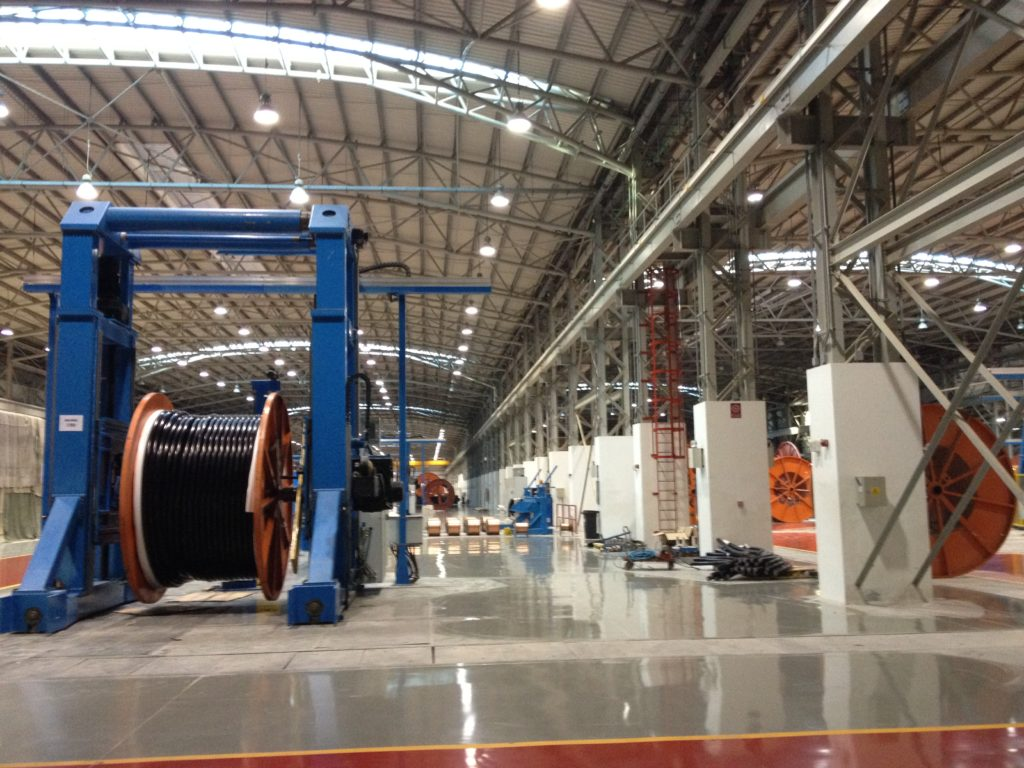 Ducab Building Wire Factory Zener